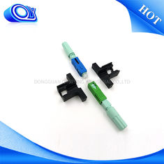China Low Insertion Loss Fiber Optic Fast Connector For Local Area Networks OEM supplier
