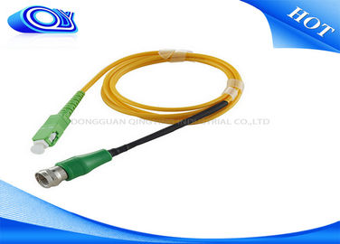 China Optical Digital Audio Cable TV Receiver PIN , Single Mode HDMI Fiber Optic Cable supplier