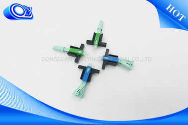 China FTTH Solution OEM  Fiber Optic Fast Connector SC UPC APC SM Field - Installable supplier