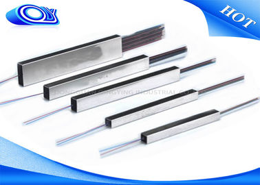 China Mini Steel Tube G657A Fiber SM MM Passive Optical Splitter SGS supplier