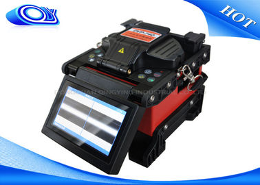 China FTTH DVP -740 Single Fiber Optic Fusion Splicer For Optical Fiber Communication supplier