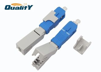 China Singlemode Assembly Fiber Optic Fast Connector 2.0x3.0 Drop Cable supplier