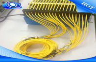 FTTH SC LC FC ST  UPC APC Fiber Optic Patch Cord Cable Outdoor / Indoor