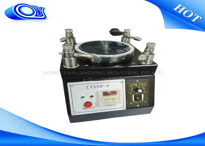 Optical Grinding Machine Fiber Optic Polishing Machine 4 Coil Spring