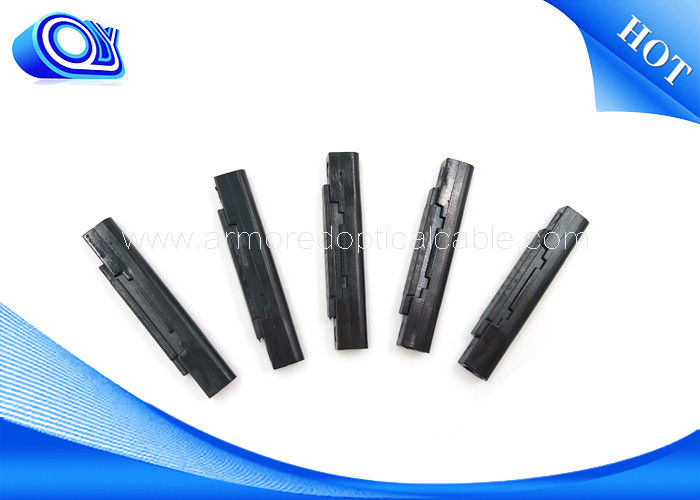 Drop Cable LAN / FTTH Mechanical Fiber Mechanical Splice / fast connectors fiber optic