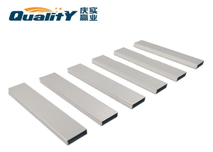 High Stability 304 Stainless Steel Pipe For Plc Fiber Splitter Size 4x12x80mm