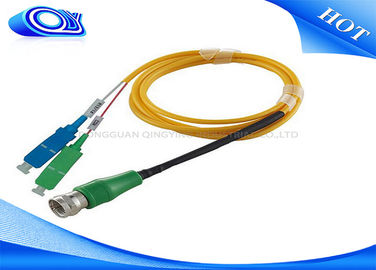 China HDMI Over Fiber Optic Cable , Digital Optical Audio Cable TV Receiver PIN factory