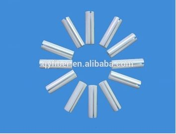 China SC Types Zirconia Fusion Splice Protection Sleeves For Singlemode / Multimode Application factory