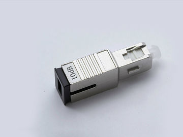 China FTTH Build Out Style Fiber Optic Attenuator Male to Female 3dB 5dB 7dB 10dB factory