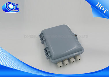 China Mini Fiber Optic Termination Box For CATV Networks Working Temp -20°C~+55°C factory