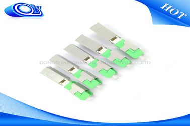 China FTTH FAOC Fiber Fast Connector SC / APC Field Assembly Connector Quick Connect factory