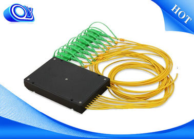 Singlemode / Multimode Passive Optical Splitter For Cable Television