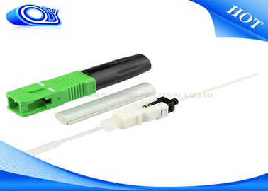 China RoHS ABS Fiber Optic Fast Connector For CWDM System / PON Networks factory