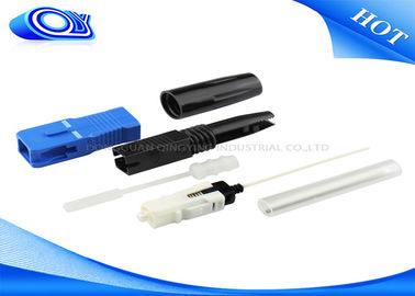 China UPC Fiber Optic Fast Connector Fiber SC Connector For Local Area Networks factory