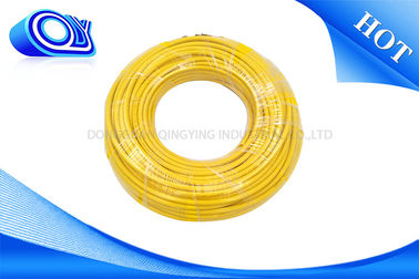 Outdoor Communication Tight Buffered Fiber Cable PDLC / ODVA 7.0mm 2 Core