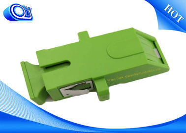 Test Equipment Fiber Optic Adapter Simplex Internal Shutter Adapter SC APC