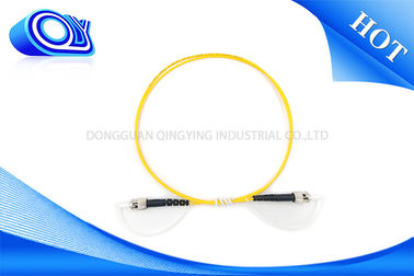 Single Mode SC ST Patch Cord Simplex OM3 Fiber Optic Cable For Local Area Networks