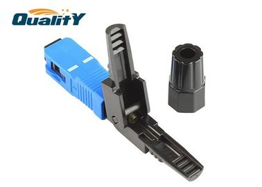 China 3mm Drop  3x2mm Flat Cable  Optic Fiber Fast Connector For LAN Environments factory